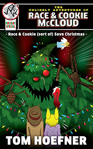 Christmas Elves Cookie - Race & Cookie (sort of) Save Christmas: The Unlikely Adventures of Race & Cookie McCloud (Holiday Special)