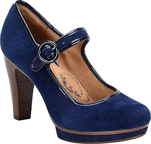 Sofft - Womens - Monique (Sofft Shoes Blue)