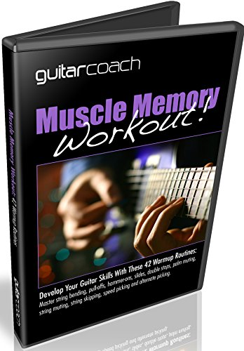 Guitar Muscle Memory Workouts: Master Your String Bending,
