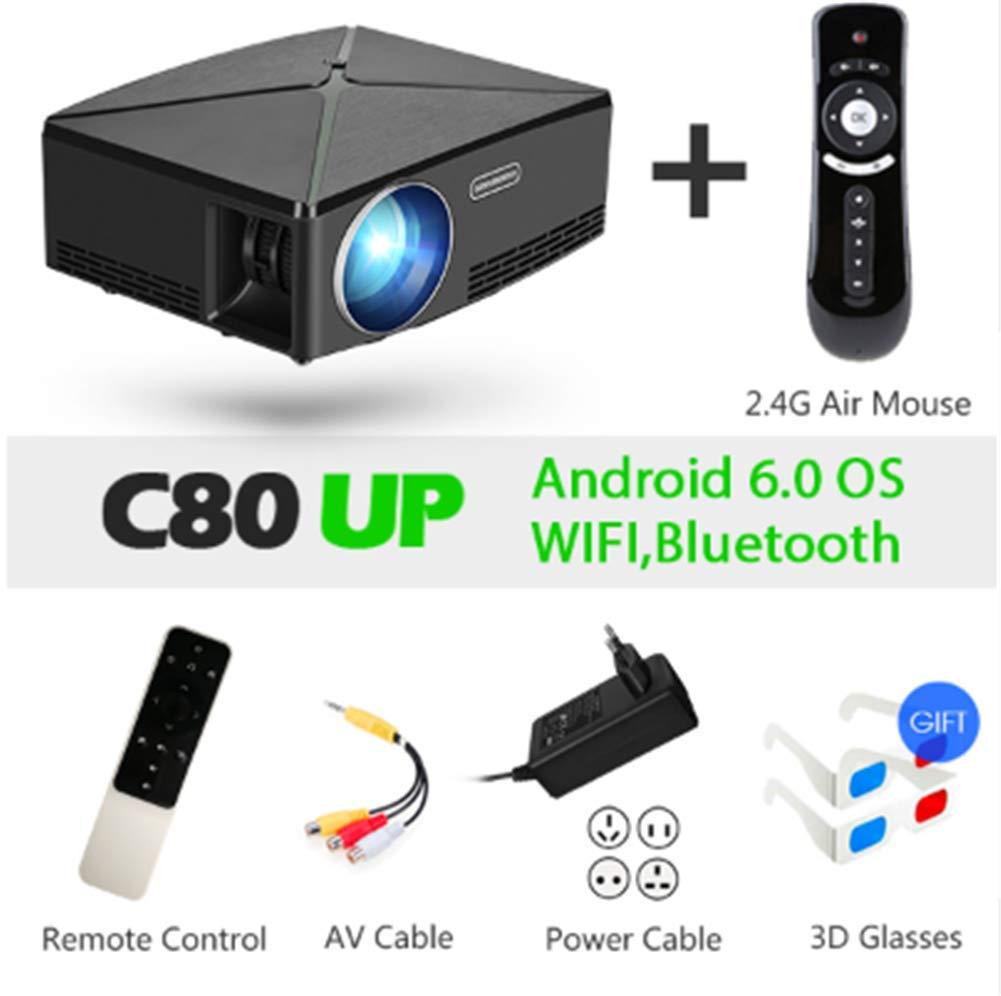 OSB STYLE Resolución de 1280x720 del proyector Mini, proyector ...