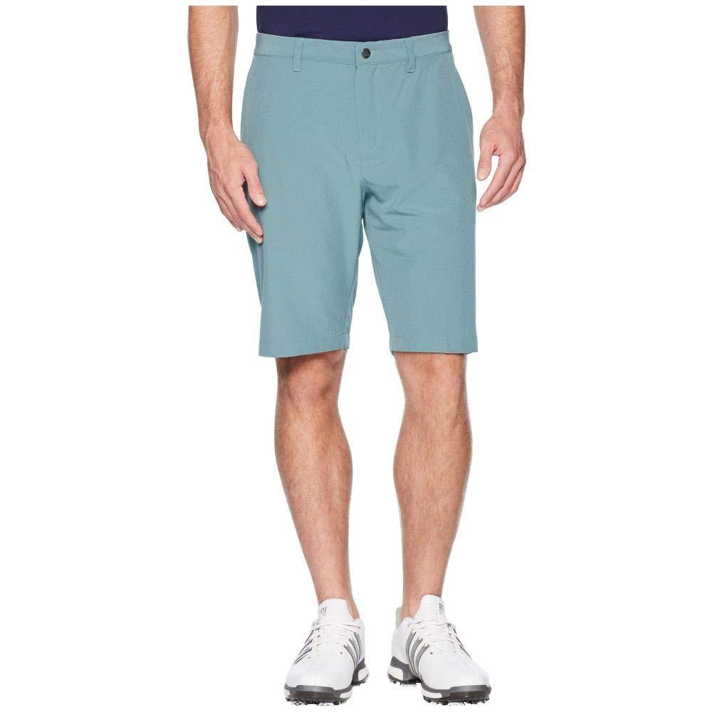 adidas Golf (アディダス) メンズ ボトムスパンツ ショートパンツ Ultimate Shorts Raw Green サイズ33x10 [並行輸入品]   B07NV3HC64