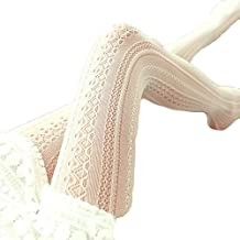 Women Sexy Mesh Fashion Lace Over Knee Thigh Tights Pantyhose High Stockings Socks