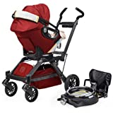 Orbit Baby G3 Starter Kit - Ruby - Black
