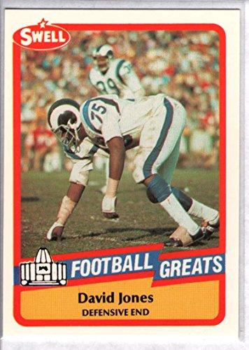Football NFL 1989 Swell Greats #110 Deacon Jones NM-MT ()