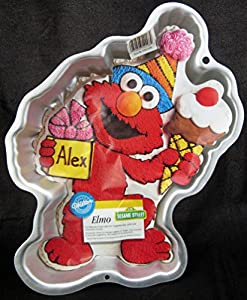 elmo cake pan wilton elmo cake pan 2105 4298 novelty cake 3883