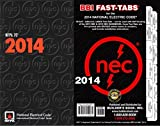 NFPA 70 : National Electrical Code (NEC), Paperback, 2014, with Fast Tabs Set