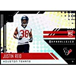 2018 Panini Unparallel NFL #290 Justin Reid RC Rookie Houston Texans Rookie.