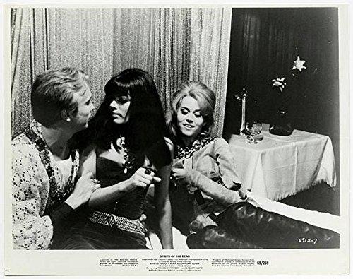 cc4abe7b51190 Amazon.com: Vintage 1969 Jane Fonda Photograph Sexy Wild Vadim Edgar ...