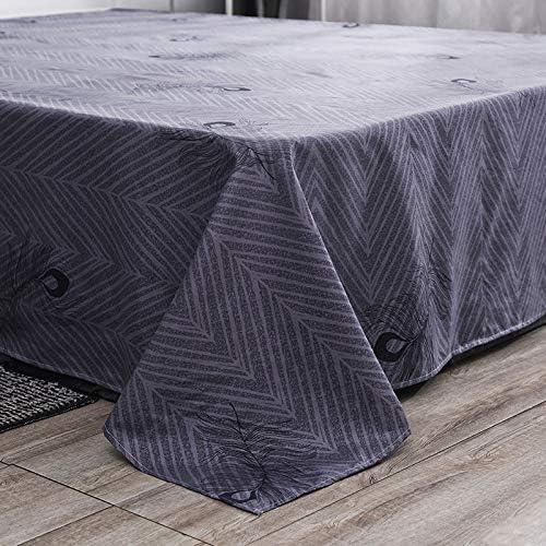 UG1 Jeux de Feuilles en Taille réelle, Nouveau Couvre-lit, 2 Ensembles évacuant l'humidité perméable à l'air Durable et Pratique, Noir,200 * 200CM 50 * 70 * 2