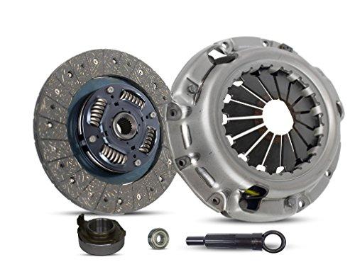 Clutch Kit Works With Ford Probe Mazda 626 Mx-3 Mx-6 B2000 SE-5 Base Gs Se Gl Dx Lx 4WD 1983-1993 1.8L V6 GAS DOHC 2.0L l4 2.2L l4 GAS SOHC Naturally Aspirated -