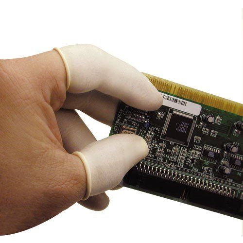QRP 9C-S Qualatrile Nitrile Finger Cots, Small, 720/Bag