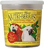 Lafeber's Macaw Cockatoo Nutri-Berries 12 oz bucket