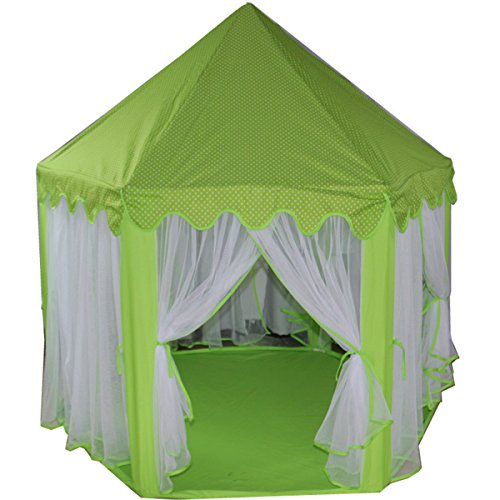 Princess/Prince Castle Play Tent Fairy Princess Castle Tent Extra Large Room 55.5