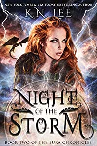 Night Of The Storm by K.N. Lee ebook deal