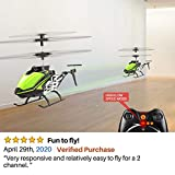 SYMA RC Helicopter, S39 Aircraft with 3.5