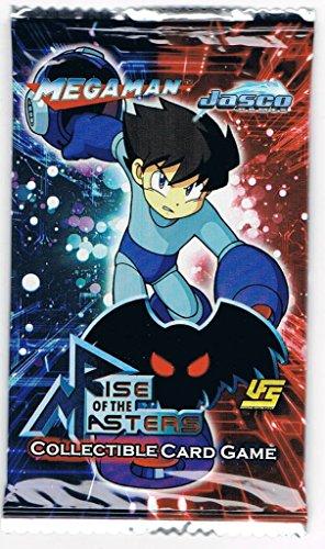 - UFS Mega Man Mega Man Rise of the Masters Booster Pack (Jasco Games)