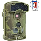 Ltl Acorn Ltl-6310MG 3G 12MP 1080P HD Infrared Hunting Camera Animal Scouting Wildview Trail Camera + Free 4G SD Card