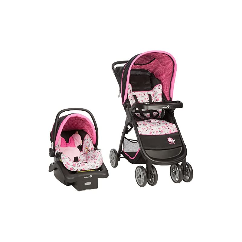 Disney Baby Minnie Mouse Amble Quad Trav