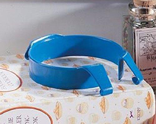 BeOk Plastic Food Guard - Blue