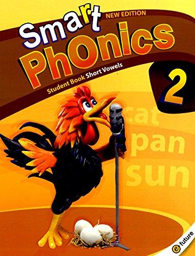Smart Phonics 2 (Student Book + CD, New Edition)