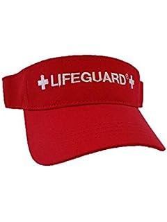 LIFEGUARD Officially Licensed Visor - Feel Comfortable - Hat for Men    Women 7c6ece3fbef