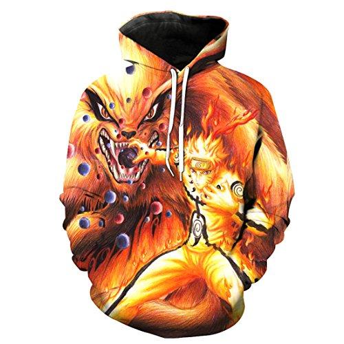 naruto hoodie - 1
