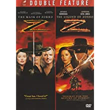 The Mask of Zorro / The Legend of Zorro (Double Feature) (2005)