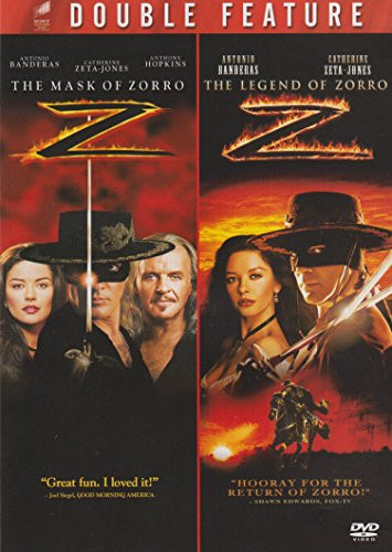 Mask Zorro Legend Double Feature product image