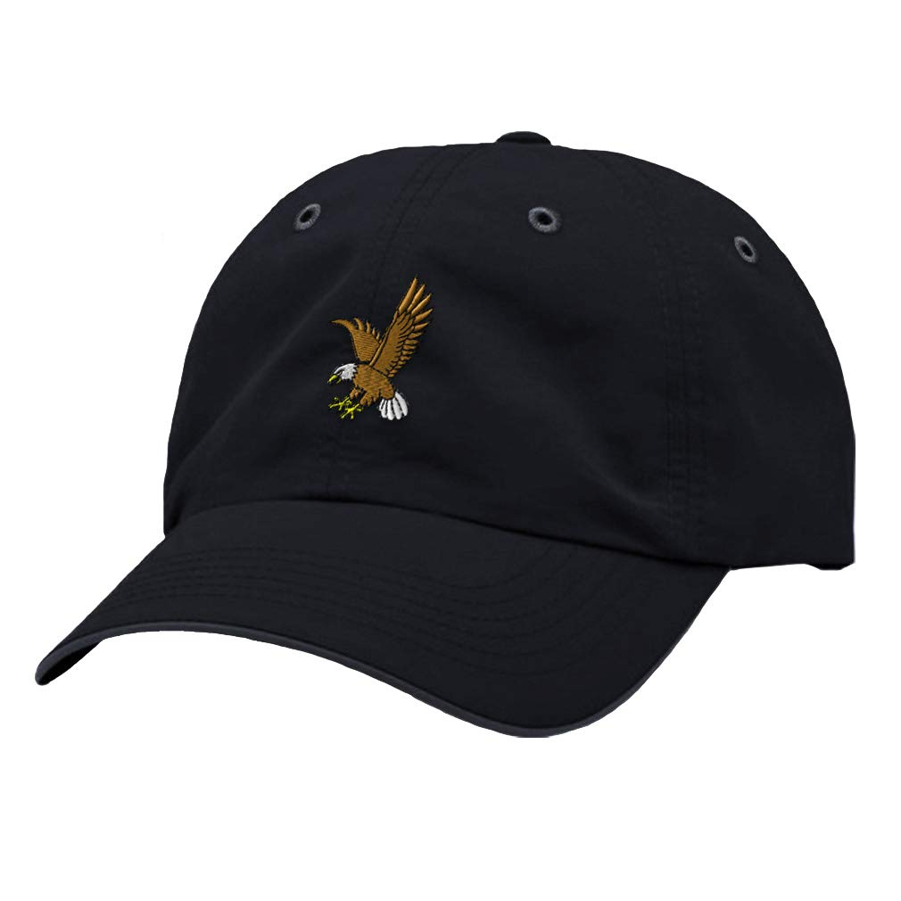 Custom Richardson Running Cap Eagle in Flight Embroidery Animal Name Polyester