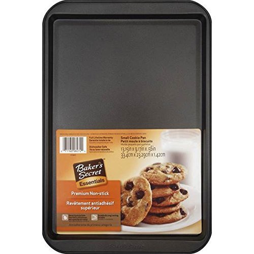 - Bakers Secret Reconfigured 3 Piece Essentials Cookie Sheet Value Pack 1123214