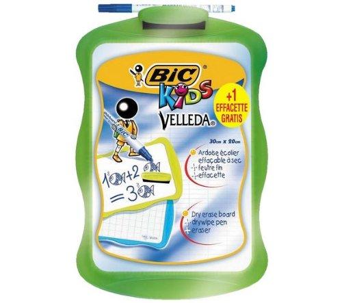 BIC KIDS Weißwandtafel Velleda, Maße B200 x H310 mm