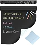 Premium Extra Large Chalkboard Decal Wall Sticker By Review and Comparison
