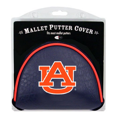 - Team Golf NCAA Auburn University Tigers Golf Club Mallet Putter Headcover, Fits Most Mallet Putters, Scotty Cameron, Daddy Long Legs, Taylormade, Odyssey, Titleist, Ping, Callaway
