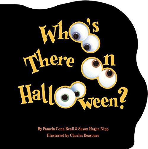 Halloween Poems For Kids (Who's There on Halloween?)
