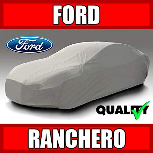 1971 1972 1973 Car Cover - autopartsmarket Ford Ranchero 1972 1973 1974 1975 1976 Ultimate Waterproof Custom-Fit Car Cover