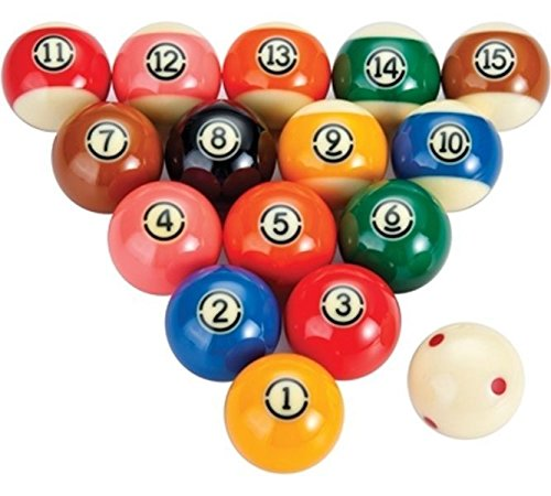 Aramith Tournament Pro-Cup TV Billiard Ball - Aramith Pro Super Pool