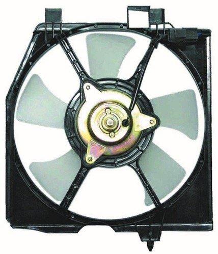 Go-Parts » 1995-1998 Mazda Protege A/C Condenser Fan - Right (Passenger) Side - (1.5L L4 United States) Replacement Z501-15-035 MA3113105 -