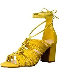 Nine West Women's Genie Suede Dress Sandal