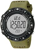 Columbia Men's CT004301 Singletrak Green Digital Sports Watch