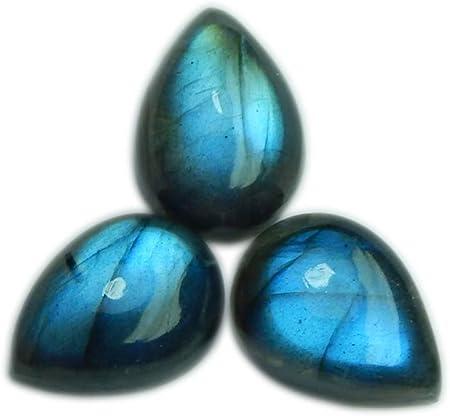 27x44 MM Approx Wonderful AAA Quality 100/% Natural Chatoyant Labradorite Plain Pear Shape Cabochon Loose Gemstone Wholesale Gemstone