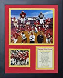 Legends Never Die Kansas City Chiefs Greats Framed Photo Collage, 11 by 14-Inch