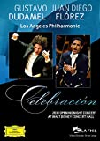 Gustavo Dudamel leads the Los Angeles Philharmonic and tenor Juan Diego Florez in this performance of works by Rossini, Grever and Verdi recorded at the opening night of the Walt Disney Concert Hall's 2010 season.