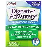 Digestive Advantage Lactose Defense Formula Capsules - 32 Ct, Pack of 4