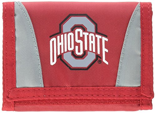Officially Licensed NCAA Ohio State Buckeyes Chamber Wallet, One Size, Multi Color