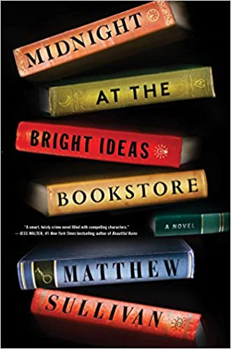 Image result for midnight at the bright ideas bookstore