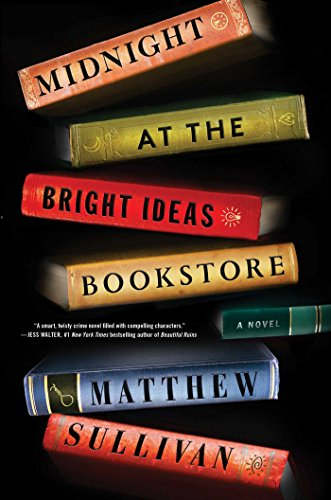 Midnight at the Bright Ideas Bookstore: A - Store Matthews