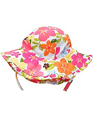 Unisex Baby Kid Child Toddler Boy Infant Sun Protection Bucket Cap Hat