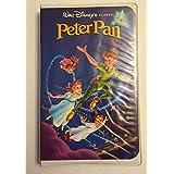 Walt Disney's Peter Pan RARE Black Diamond Classic (VHS Tape)