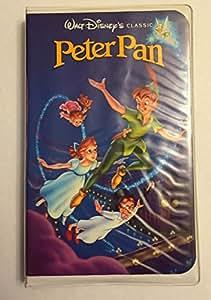 Amazon.com: Walt Disney's Peter Pan RARE Black Diamond