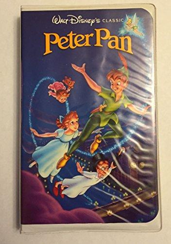 Walt Disney's Peter Pan RARE Black Diamond Classic (VHS Tape) (Rare Vhs Tapes)